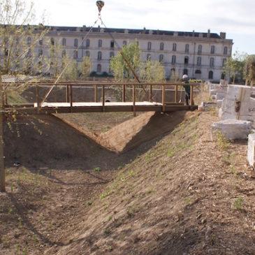 Du nouveau sur le chantier «Quartier Fieschi»