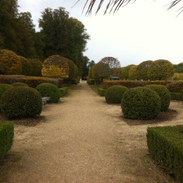 Les jolies couleurs du Parc de Villarceaux